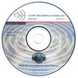 Kirundi, CD, Woorden van Leven (1)