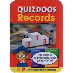 Nederlands, Spellen, Quizdoos - Records