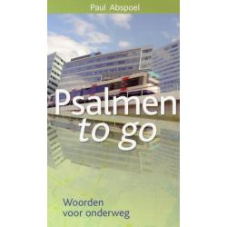Nederlands, Bijbels Dagboek, Psalmen to go, Paul Abspoel