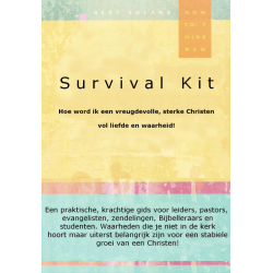 Nederlands, E-Boek, Survival Kit, Bert Boland