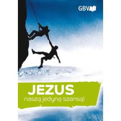 Pools, Brochure, Jezus - onze enige hoop, M. Paul