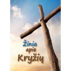 Litouws, Traktaat, Wat het kruis ons vertelt