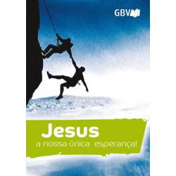 Portugees, Brochure, Jezus - onze enige hoop, M. Paul