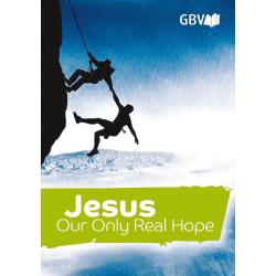 Engels, Brochure, Jezus  - onze enige hoop, M. Paul