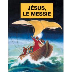 Frans, Kinderstripbijbel, Jezus Messias, Willem de Vink