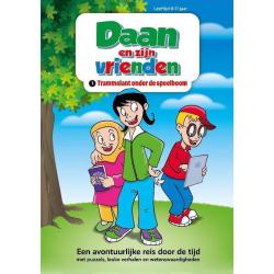 Nederlands, Kinderboek, Daan en zijn vrienden (1)
