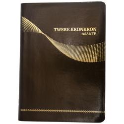 Twi-Ashante, Bijbel, Medium formaat, Leer