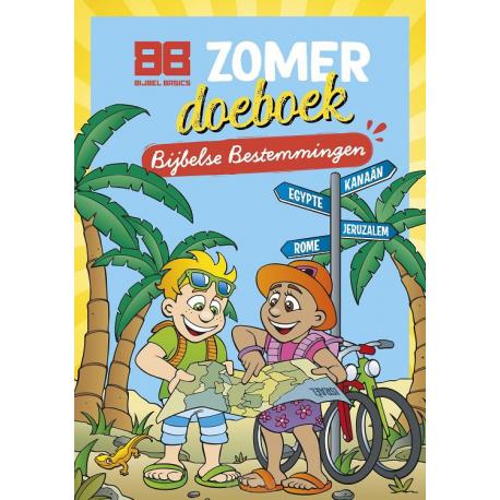 Bijbel Basics , Zomerdoeboek, Willemijn de Weerd