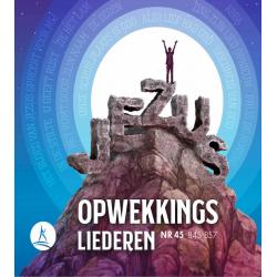 Audio-CD, Opwekkingsliederen 45, Nrs. 845 t/m 857