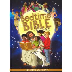Engels, Kinderboek, Bedtime Bible Stories, Vanessa Carroll