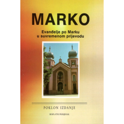 Kroatisch, Evangelie naar Marcus, Living Bible