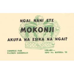 Lingala, Traktaatboekje, Wie ben ik dat een koning in mijn plaats zou sterven?