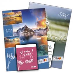 Albanees, Kalender, Het Goede Zaad, Blok en Schild, 2022