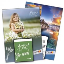 Roemeens, Kalender, Het Goede Zaad, Blok en Schild. 2022