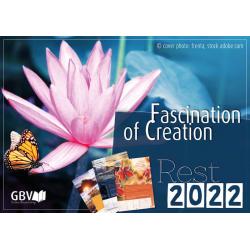 Engels, Kalender, Fascinerende Schepping, 2022