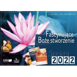 Pools, Kalender, Fascinerende Schepping, 2022