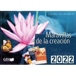 Spaans, Kalender, Fascinerende Schepping, 2022