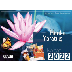 Turks, Kalender, Fascinerende Schepping, 2022