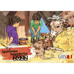 Litouws, Kalender, Kleuren bij de Bijbel, 2022