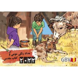 Farsi/Perzisch, Kalender, Kleuren bij de Bijbel, 2022