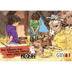 Portugees, Kalender, Kleuren bij de Bijbel, 2022