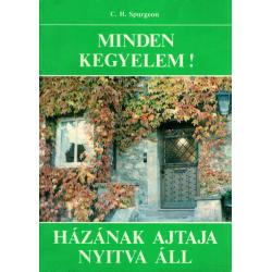 Hongaars, Boek, Alles uit genade, C.H.Spurgeon