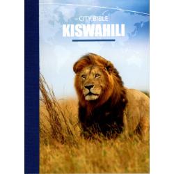 Swahili, Nieuw Testament, Klein formaat, Paperback