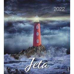 Albanees, Kalender met Ansichtkaarten LEVEN, 2022