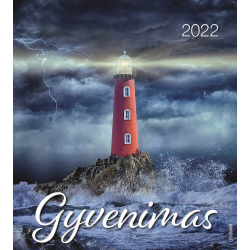 Litouws, Kalender met Ansichtkaarten LEVEN, 2022
