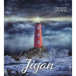 Koerdisch-Kurmanji, Kalender met Ansichtkaarten LEVEN, 2022