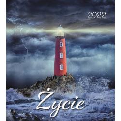 Pools, Kalender met Ansichtkaarten LEVEN, 2022