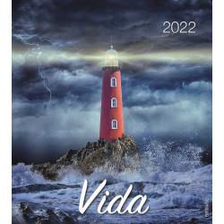 Portugees, Kalender met Ansichtkaarten LEVEN, 2022