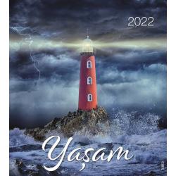 Turks, Kalender met Ansichtkaarten LEVEN, 2022