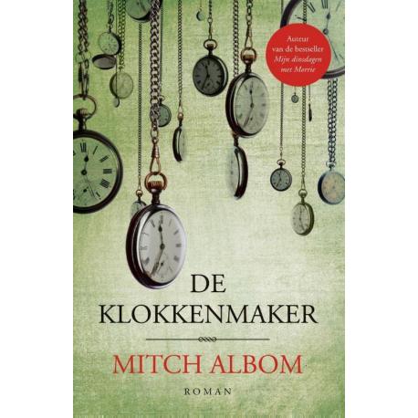 De klokkenmaker, Mitch Alblom