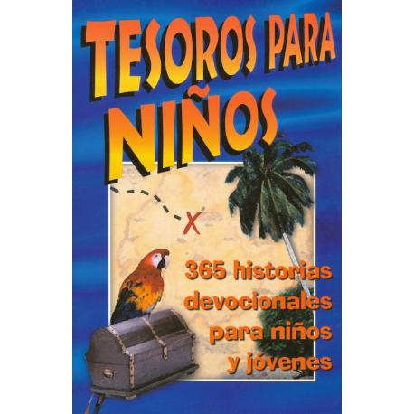 Spaans, Kinderdagboek, 365 Bijbelse overdenkingen voor kinderen, deel 1
