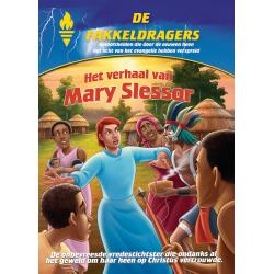 Kinder DVD, Het verhaal van Mary Slessor, Meertalig
