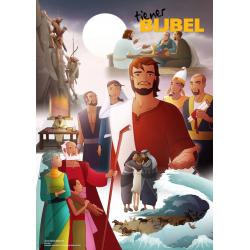 Nederlands, Kinderbijbel, Tienerbijbel, Willem de Vink