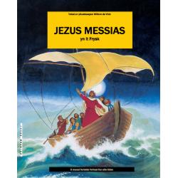 Fries, Kinderbijbelboek, Jezus Messias, Willem de Vink