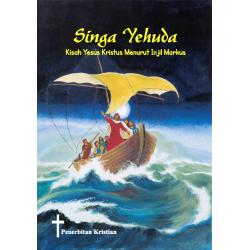 Maleis/Bahasa, Kinderbijbelboek, Jezus Messias, Willem de Vink