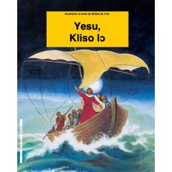 Aja (Benin), Kinderbijbelboek, Jezus Messias, Willem de Vink