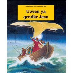 Gangam (Togo), Kinderbijbelboek, Jezus Messias, Willem de Vink