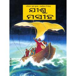 Kui (India), Kinderbijbelboek, Jezus Messias, Willem de Vink