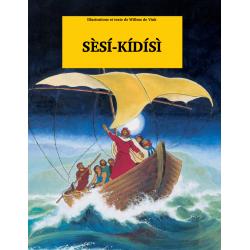 Naténi (Benin), Kinderbijbelboek, Jezus Messias, Willem de Vink