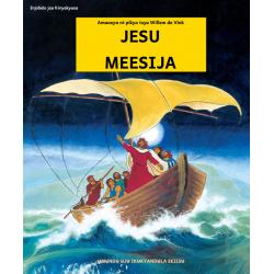 Nyakyusa (Tanzania), Kinderbijbelboek, Jezus Messias, Willem de Vink