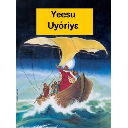 Sola Miyobe (Benin), Kinderbijbelboek, Jezus Messias, Willem de Vink