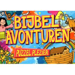Doeboek, Bijbel avonturen - Puzzel plezier, Tim Dowley