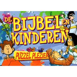 Doeboek, Bijbel kinderen - Puzzel plezier, Tim Dowley