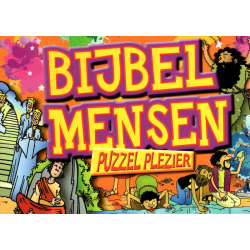 Doeboek, Bijbel mensen - Puzzel plezier, Tim Dowley
