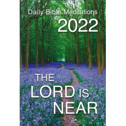 Engels, Bijbels dagboek, De Heer is nabij, 2022