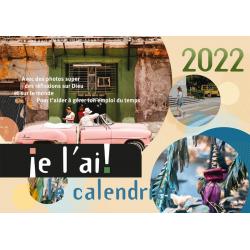 Frans, Kalender, Ik heb het!, 2022